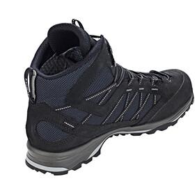 Hanwag Belorado II Mid Bunion GTX Shoes Men black/black